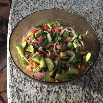 Healthy Simple Salad